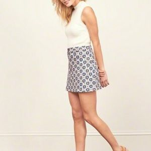 Abercrombie & Fitch Skirts - A&F printed a line skirt